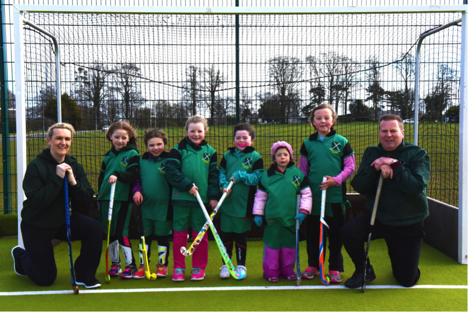 Boyne Hockey Club Second Class